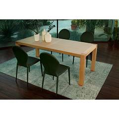 Tonin Casa Zeno 8080 P Fixed table l. 138 x 138