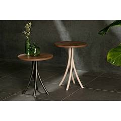 Tonin Casa Sigma 6034 Round side table d. 40