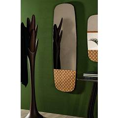 Tonin Casa Marguerite 6465 Big Mirror oval l. 50 x 160