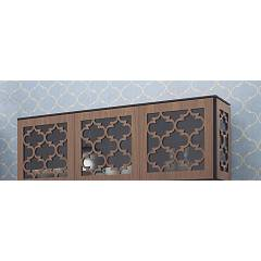 Tonin Casa Marrakesh 8703 Wall cabinet / showcase with 3 doors l. 184