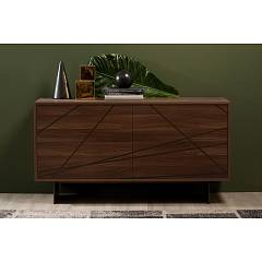 Tonin Casa Maya 8630 Sideboard in wood with 2 doors l. 145