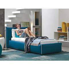 Tonin Casa Joy 7869a Bed and a half square padded