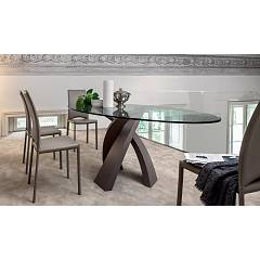 Tonin Casa Eliseo 8028fs El Fixed elliptical table l. 200 x 105