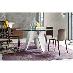 sale Tonin Casa Gaya 8071fs T Fixed Table Round D. 140