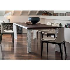 Tonin Casa Roma 8068 A Fixed table l. 200 x 110