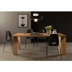 Tonin Casa Roma 8068 N Fixed table l. 160 x 93
