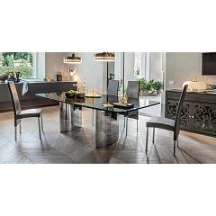 Tonin Casa Manhattan 8051fs G Fixed table l. 250 x 120