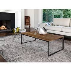 Tonin Casa Central 6284 Fixed table l. 100 x 55