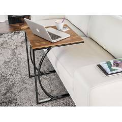 Tonin Casa Detroit 8156 Square table l. 50 x 50 h 51