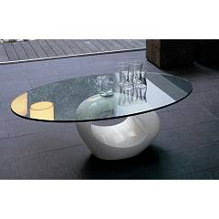 Tonin Casa Dubai 6608 Oval table l. 120 x 70
