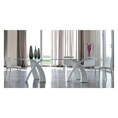Tonin Casa Big Eliseo 8061f Rz Fixed rectangular table l. 240 x 120
