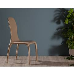 Tonin Casa Lisetta 7200 Chair covered in fabric / leather / eco-leather