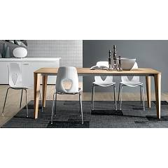 Tonin Casa Dafne 8075 A Extendible table l. 160 x 90