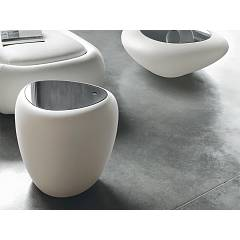 Tonin Casa Ios 8191 Table with container l. 51 x 47