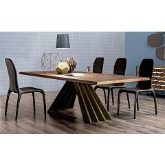 Tonin Casa Ventaglio 8011fl G Fixed table l. 250 x 110