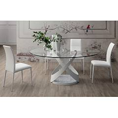 Tonin Casa Capri 8069fs T Fixed round table d. 140