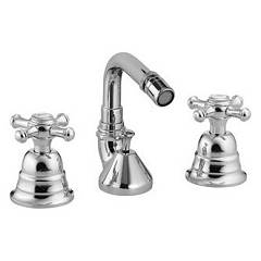 Treemme 4427 - Old Italy Bidet faucet with exhaust Old Italy