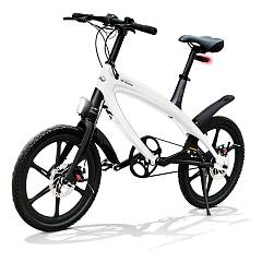 V-ita Evolution Solid Electric bicycle - pure white