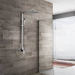 Vanita Docce Bianca Shower column h 110 - brass