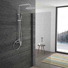 Vanita Docce Idra Shower column h 112 - brass