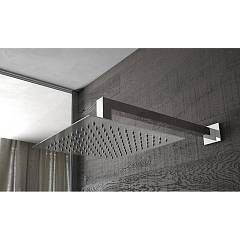 Vanita Docce Quadrato Shower head cm. 25x25 - inox thickness 2 mm