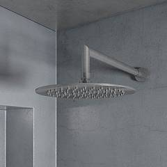 Vanita Docce Vision Doccia Shower head diameter cm. 25 - inox thickness 4 mm