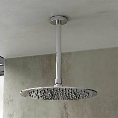 sale Vanita Docce Docciaviva Shower Head Diameter Cm. 30 - Stainless Steel Round