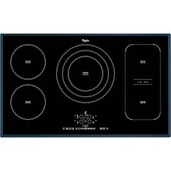 Whirlpool Acm 795ba Table de cuisson à induction 86 cm - vitrocéramique noire