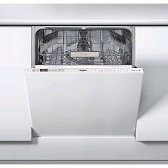 Whirlpool Wkic 3c26 Total concealed dishwasher 60 cm, 14 covered - white