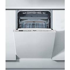 Whirlpool Adg 522 X Built-in dishwasher cm. 45 - 10 covers