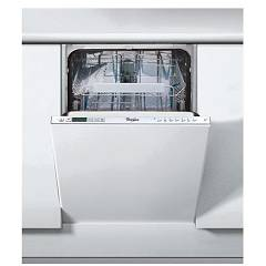 Whirlpool Adg 402 Built-in dishwasher 45 cm, 10 covered - white