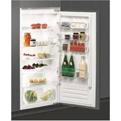 Whirlpool Arg 718/a+/1 Recessed refrigerator cm. 54 h 123 - lt. 210 single door