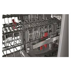 Photos 4: Whirlpool WUC 3C24 P X Built-in dishwasher cm. 60 14 covered