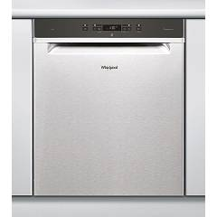 Whirlpool Wuc 3c24 P X Built-in dishwasher cm. 60 14 covered