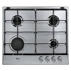 Whirlpool Akr330ix Gas cooktop 58cm - stainless steel
