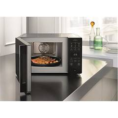 Photos 4: Whirlpool MCP349SL Free-standing microwave oven cm 52 h 30cm - silver