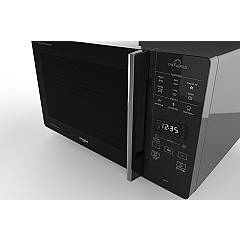 Photos 2: Whirlpool MCP349SL Free-standing microwave oven cm 52 h 30cm - silver