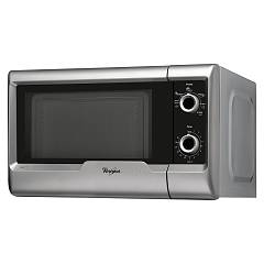 Whirlpool Mwd120sl Freestanding microwave oven cm 44 h 26cm - silver