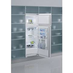 Whirlpool Art367/a+ Built-in double door refrigerator 54 h 158 cm - white