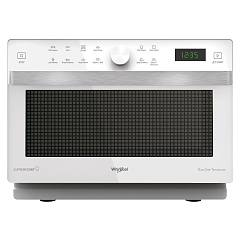 Whirlpool Mwp337w Free-standing microwave oven 49 cm - white