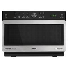 Whirlpool Mwp338sx Free-standing microwave oven cm. 49 - stainless steel