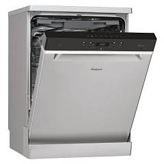 Whirlpool Wfc3c24pfx Free-standing dishwasher cm. 60 - 14 covered - stainless steel