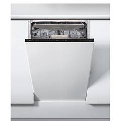 Whirlpool Wsip 4o33 Pfe Built-in dishwasher cm. 45 - covers 10