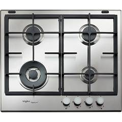 Whirlpool Gmr6422ixl Gas hob cm. 59 - stainless steel