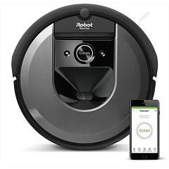 Irobot Roombai7 Robot vacuum cleaner - black I7