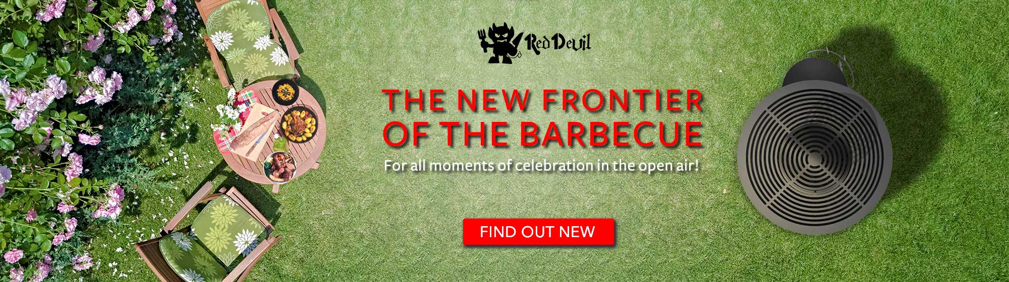 The new frontier of barbecue!