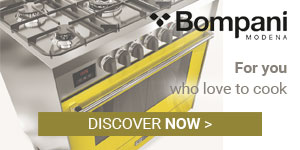 Bompani - Ask the best performance for your freestanding cooker