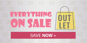 Outlet - Great discounts and immediate savings