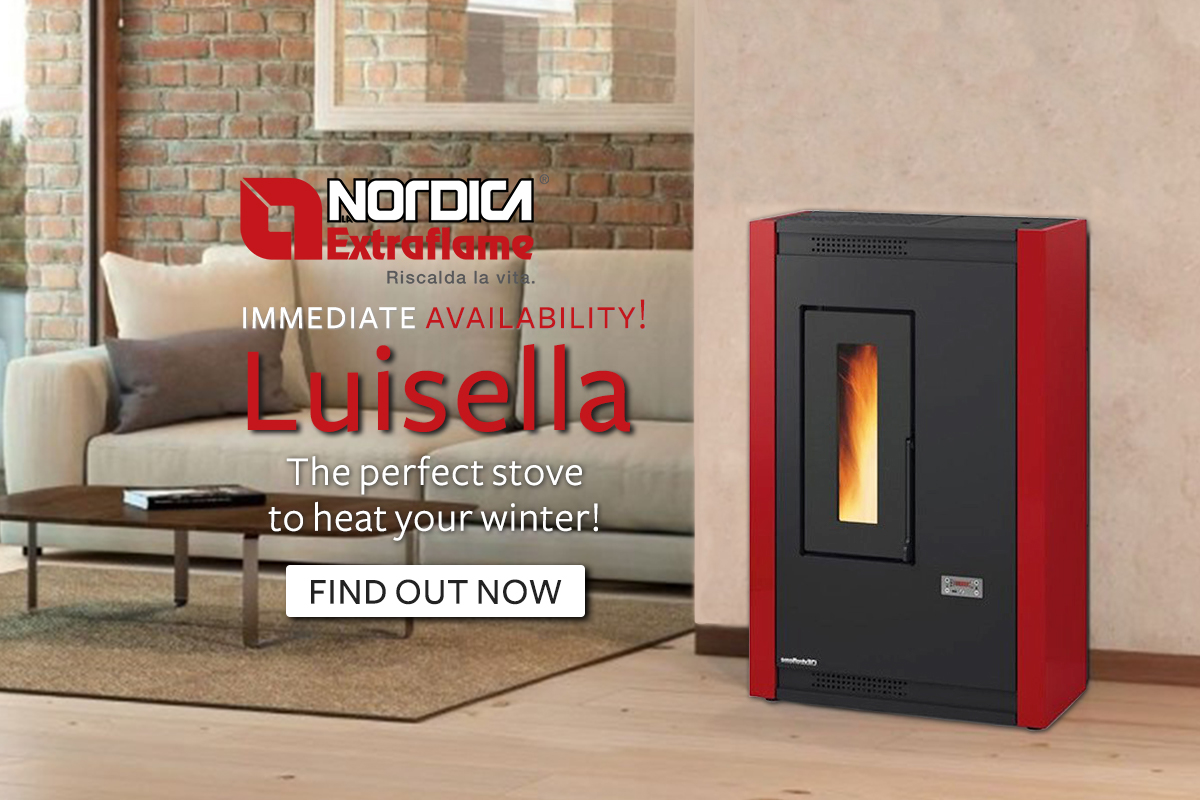 The perfect stove for your winter!