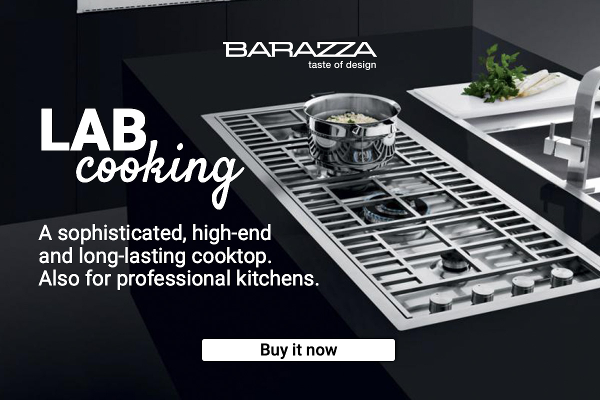 Barazza LAB cooking - Buy it now!
